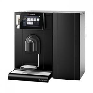 تصویر روبروی دستگاه قهوه ساز اتوماتیک شیرر مدل پرایم